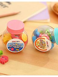 Cute Cartoon Mini Eraser(20PCS)