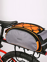 Roswheel® Bicycle 13L Carrier Bag Bike Rack Pannier Trunk Basket Back Seat Shelf Pouch Cycling Luggage Shoulder Handbag