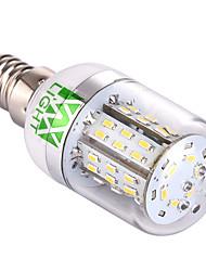 4W E14 Ampoules Maïs LED T 48 SMD 3014 350-450 lm Blanc Chaud / Blanc Froid Décorative V 1 pièce