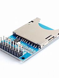 SD Card чтение письма модуль для (для Arduino)