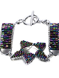 Bracelet Chain Bracelet Others / Alloy Fashion / Personalized Daily / Casual / Outdoor Jewelry Gift Multi Color,1pc