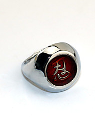Inspired by Naruto Sasuke Uchiha Anime Cosplay Accessories Ring