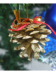 9 Real Cones /Christmas Tree Decoration