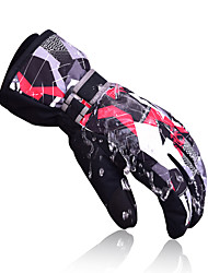 Ski Gloves Full-finger Gloves Kid's / Unisex Activity/ Sports Gloves Keep Warm / Windproof / Snowproof Ski & Snowboard Nylon / Cotton