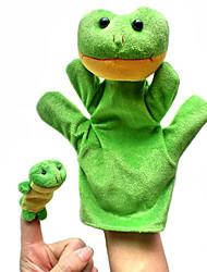 Frog Big Hand Couple  Frog Little Finger Even Parent-Child Toys