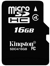 Kingston 16GB Micro SD Card TF Card geheugenkaart Class4