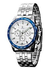 Masculino Relógio de Moda / Relógio de Pulso / relógio mecânico Automático - da corda automáticamenteCalendário / Impermeável /
