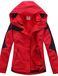 Sports Ski Wear Windbreakers Women's Winter Wear Chinlon Winter Clothing Waterproof / Thermal / Warm / Windproof / Static-freeSpring /