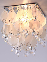 Shell Crystal Chandelier Fixture Lighting Pendant Lamp