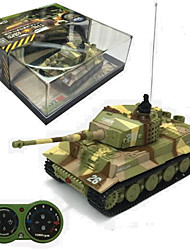 Tank Racing 2150 1:12 Brushless Electric RC Car 50km/h 2.4G Blue Ready-To-Go Tank / USB Cable / User Manual