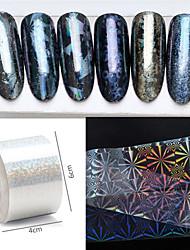 1 Sticker Manucure  Autocollants 3D pour ongles Maquillage cosmétique Manucure Design