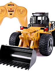 Truck 1:12 RC Car 2.4G Yellow Ready-To-Go Remote Control Car / Remote Controller/Transmitter / Battery Charger / Battery For Car