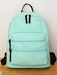 Unisex Canvas Casual Backpack