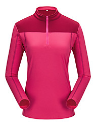 Unisex Softshell Jacket / Tops Camping / Hiking / Leisure Sports Thermal / Warm / Protective / Comfortable Fall/Autumn / Winter