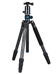 Benro Gc268Tv2 Carbon Tripod  Fiber Multi-Purpose  With Fast Axial Exhaust Tripod Folder Suits For Nikon/ Slr Camera