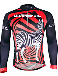 Ilpaladin Sport Men Long Sleeve Cycling Jerseys  CX728