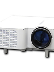 GP-2 LCD QVGA (320x240) Projector,LED 360 Mini Projector