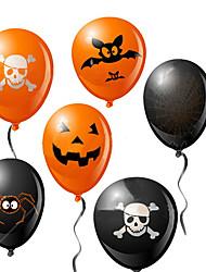 Carnival Halloween Pumpkin Head Balloon Grimaces Demon Ghost Ghost Balloon (20 Loaded)