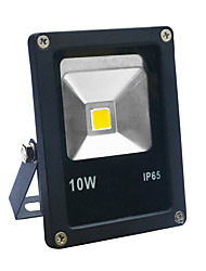 Jiawen 10w blanc froid ou blanc chaud conduit lumières crues IP65 imperméable à l'eau pour l'extérieur (ac 85-265V)