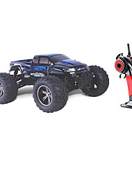 JLB 2.4G Cheetah 1  10 Scale 4 Wheel Drive High Speed Buggy RC Racing Car - RED WITH BLACK