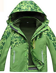 Hiking Tops Women's / Men's / Kid's Waterproof / Thermal / Warm / Windproof / Insulated / ComfortableSpring / Summer / Fall/Autumn /