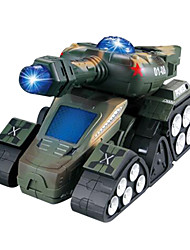 Tank Racing RC Car 2.4G Blue / Yellow Ready-To-Go