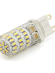 3W G9 LED à Double Broches T 45 SMD 3014 260 lm Blanc Chaud / Blanc Froid Décorative V 1 pièce