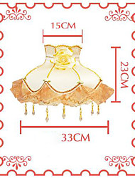 Royal Palace Luxury Noble Temperament Princess Fabric Lace Shade