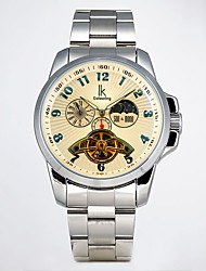 Men's Fashion Watch / Wrist watch / Mechanical Watch Automatic self-windingWater Resistant/Water Proof / Shock Resistant / Moon Phase /
