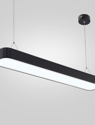 Lampe suspendue ,  Contemporain Peintures Fonctionnalité for LED Style mini MétalSalle de séjour Salle à manger Bureau/Bureau de maison