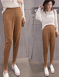 Spring 2016 new women pants tide Korean yards casual suede harem pants pantyhose feet pants students