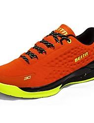 Men's Athletic Shoes Comfort Tulle Athletic / Casual Black / Blue / Orange