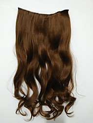 Lolita Wigs Sweet Lolita Lolita Medium / Curly Brown Lolita Wig 50 CM Cosplay Wigs Solid Wig For Women