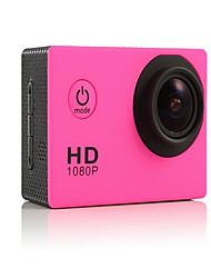 SJ4000 Action Kamera / Sport-Kamera 16MP 3264 x 2448 Wifi / Wasserdicht / Einstellbar / Kabellos 30fps 4X ± 2 EV 1.5 CMOS 32 GB H.264