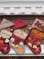 1Cover) (différents styles) ornement maison newfangled décorations de Noël bas de noël