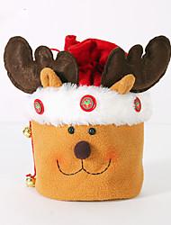 zufällige Stil Rolle Weihnachtsdekoration Geschenke Weihnachtsgeschenk Weihnachtsgeschenk Tasche Baumschmuck Weihnachten ofing