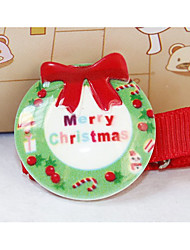 Christmas Cute Resin Diy Hair Accessories Random Delivery
