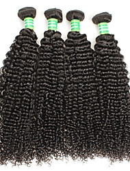 Brazilian Remy Hair Remy Weaves Curly Remy Human Hair Weaves