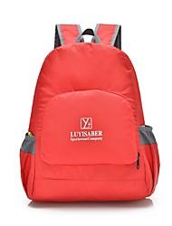 14 L Походные рюкзаки Велоспорт Рюкзак рюкзак Путешествия Для школы Многофункциональный Нейлон