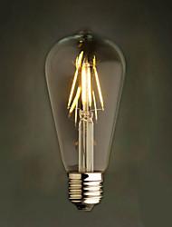 E27 4W st64led ресторан-бар украшения люстры ретро Эдисон имитация под лампу накаливания