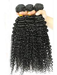 Deep Wave Brazilian Hair 3B 3C Kinky Curly Brazilian Virgin Hair Weaves 7A Mink Brazilian Hair Bundles CARA Hair ProductsRated4.9