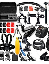 Accessories For GoPro,Anti-Fog Insert Protective Case Monopod Tripod Case/Bags Screw Buoy Suction Cup Straps Clip Hand Grips/Finger