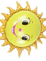 Balões Esfera Plástico Dourado Para Meninos / Para Meninas 2 a 4 Anos / 5 a 7 Anos / 8 a 13 Anos