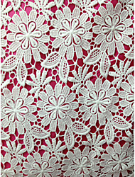 150cm By the Yard/The new full hollow polyester filament embroidery lace accessories