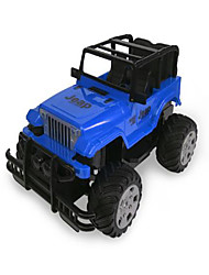 Buggy Racing 1000 1:12 Brushless Electric RC Car 20km/h 2.4G Blue Ready-To-Go Remote Control Car / USB Cable / User Manual