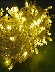10M-100 Led for Christmas Decoration Warm White Color Fairy String Light