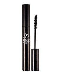Mascara Cream Wet Extended Lifted lashes Volumized Black Eyelash 1
