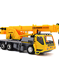 Truck 1:24 RC Car Yellow Ready-To-Go Remote Control Car / Remote Controller/Transmitter / Battery Charger / Battery For Car