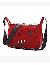 <10 L Belt Pouch/Belt Bag Waterproof / Wearable Green / Red / Black / Light Green / Dark Blue / Light Blue / Purple Nylon