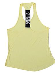 Sport®Yoga Tank Tops Komfortabel Dehnbar Sportbekleidung Yoga / Pilates Damen